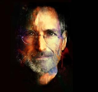 Steve Jobs - Obrázkek zdarma pro 320x320