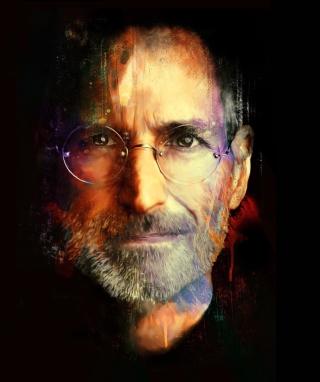 Steve Jobs - Obrázkek zdarma pro 240x320