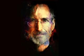 Steve Jobs - Obrázkek zdarma pro Samsung Galaxy Tab 3