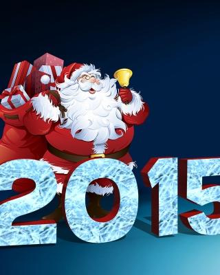 New Year 2015 - Obrázkek zdarma pro Nokia C1-02