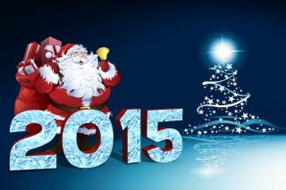 New Year 2015 - Obrázkek zdarma pro Samsung Galaxy Tab 4 7.0 LTE