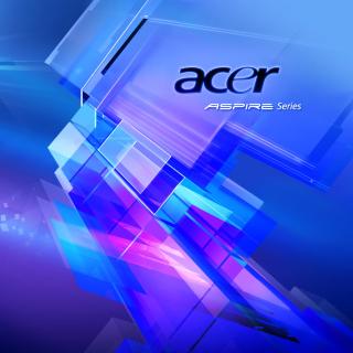 Acer Aspire - Obrázkek zdarma pro iPad