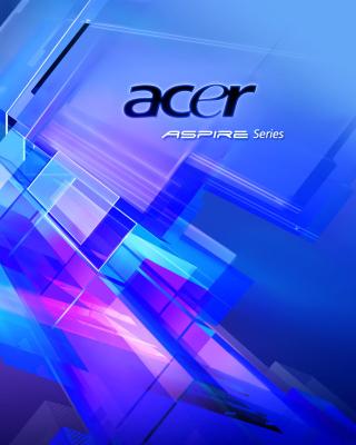 Acer Aspire - Obrázkek zdarma pro 480x640