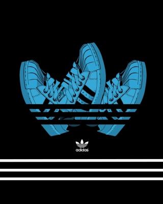 Adidas Shoes - Obrázkek zdarma pro 132x176