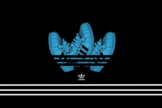 Adidas Shoes Background for Android, iPhone and iPad