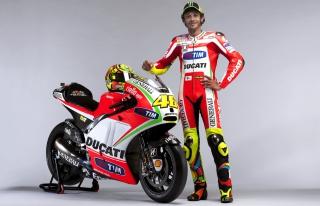 Valentino Rossi - Obrázkek zdarma pro Motorola DROID