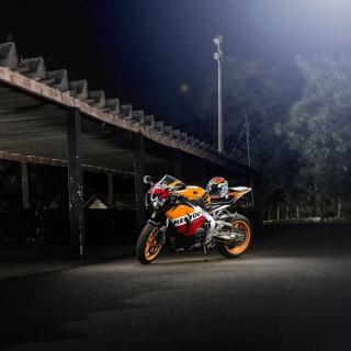 Honda CBR1000RR - Obrázkek zdarma pro 128x128