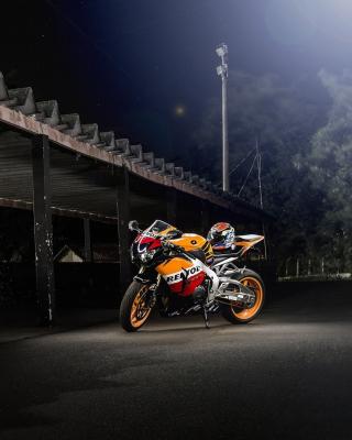 Honda CBR1000RR - Obrázkek zdarma pro 480x854