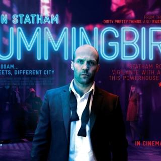 Jason Statham Hummingbird Movie - Obrázkek zdarma pro iPad mini