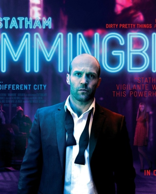 Jason Statham Hummingbird Movie - Obrázkek zdarma pro 240x432