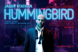 Jason Statham Hummingbird Movie - Obrázkek zdarma pro Sony Tablet S