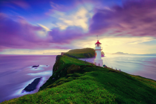 Iceland Faroe Wallpaper for Android, iPhone and iPad