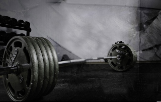 Weight Bar Gym Workout Background for Android, iPhone and iPad