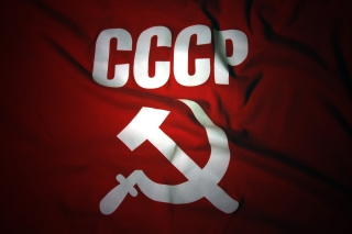 USSR Flag Picture for Android, iPhone and iPad