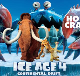 Ice Age 4 Continental Drift - Obrázkek zdarma pro 2048x2048