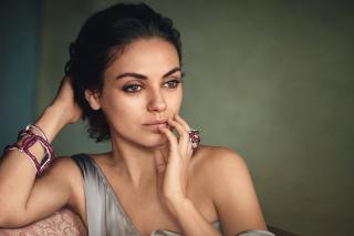 Mila Kunis American actress - Obrázkek zdarma pro 1280x1024