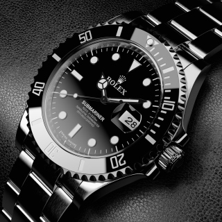 Titanium Watch Rolex - Obrázkek zdarma pro iPad mini 2