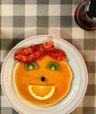 Kids Breakfast - Obrázkek zdarma pro Nokia Lumia 620