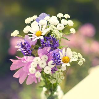 Bouquet of wildflowers - Obrázkek zdarma pro iPad 3