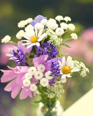 Bouquet of wildflowers - Obrázkek zdarma pro 480x854
