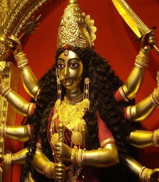 Goddess Durga - Obrázkek zdarma pro Nokia C-5 5MP