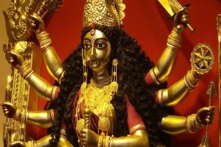Goddess Durga - Obrázkek zdarma pro Android 320x480