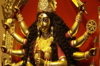 Goddess Durga - Obrázkek zdarma pro Sony Xperia Z3 Compact