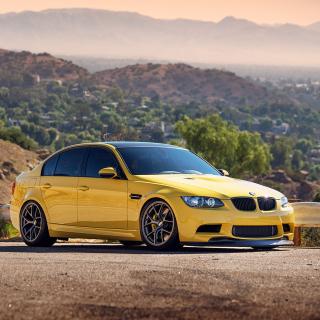 BMW M3 - Obrázkek zdarma pro iPad 2