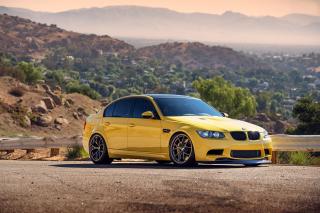 BMW M3 - Obrázkek zdarma pro 1600x1280