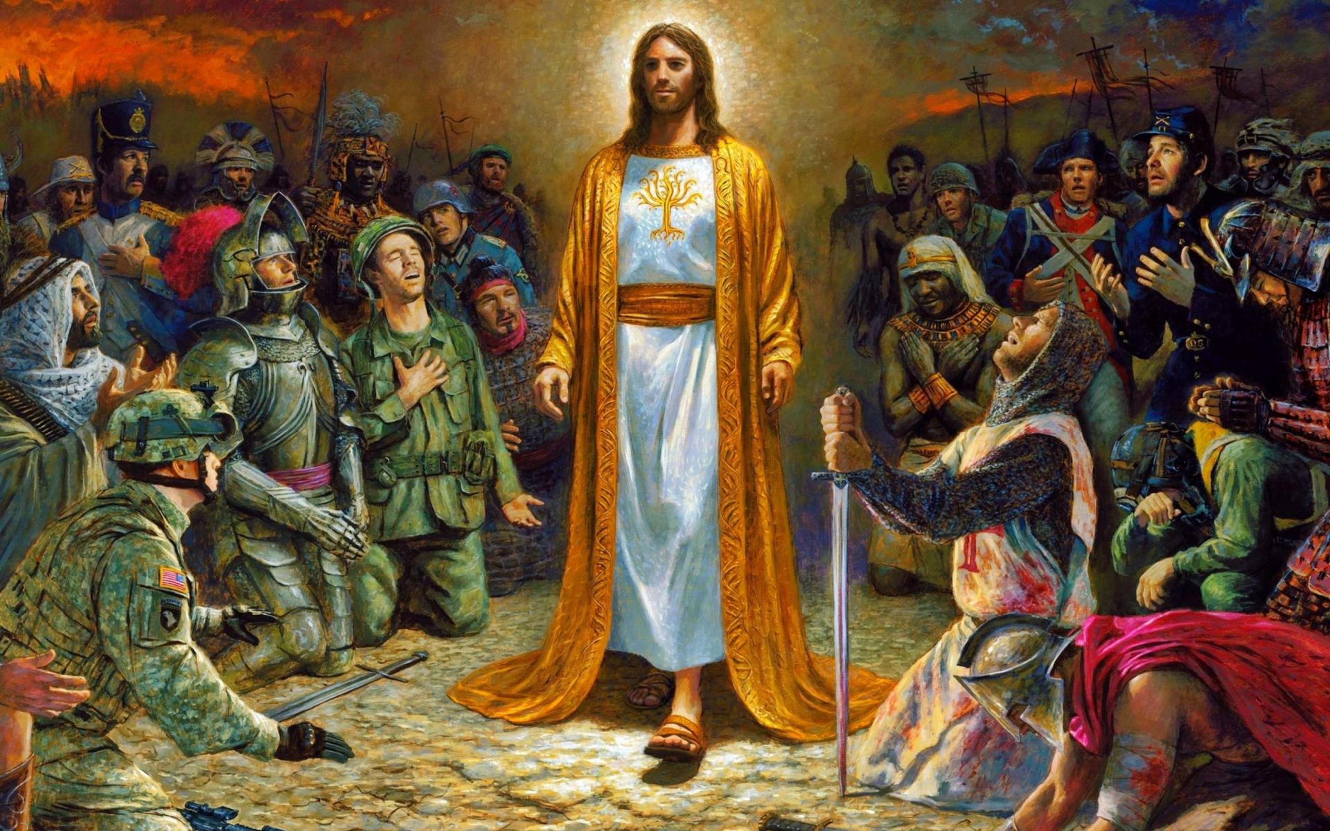 Jesús Fondos de pantalla Descargar Gratis