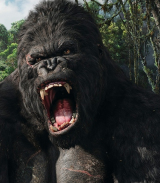 King Kong - Obrázkek zdarma pro iPhone 5S
