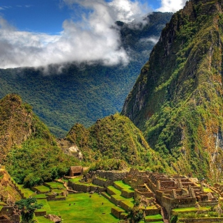 Machu Picchu In Peru - Obrázkek zdarma pro 128x128