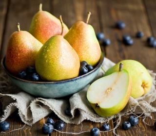 Pears - Obrázkek zdarma pro 208x208