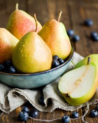 Pears - Obrázkek zdarma pro 640x960
