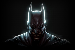Dark Knight Batman Wallpaper for Android, iPhone and iPad
