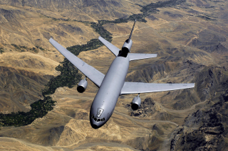 McDonnell Douglas KC-10 - US Air Force Wallpaper for Android, iPhone and iPad