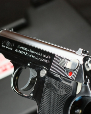 Carl Walther Waffenfabrik 380 ACP Automatic Colt Pistol Wallpaper for Nokia C5-05