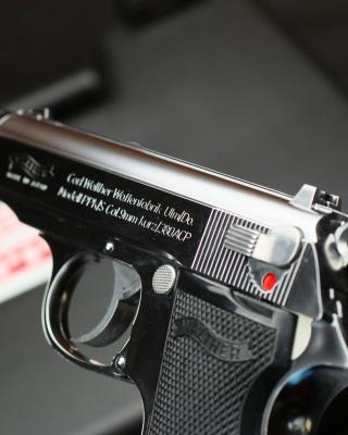 Carl Walther Waffenfabrik 380 ACP Automatic Colt Pistol - Obrázkek zdarma pro Nokia C2-05