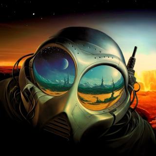 Sci Fi Apocalypse Fiction - Obrázkek zdarma pro iPad 2