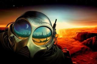 Sci Fi Apocalypse Fiction - Obrázkek zdarma pro Fullscreen Desktop 1400x1050
