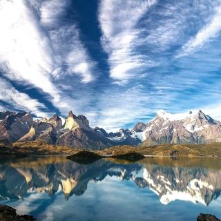 Chilean Patagonia - Obrázkek zdarma pro iPad 2