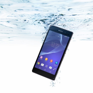 Sony Xperia Z2 Underwater - Obrázkek zdarma pro iPad