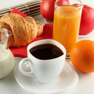 Breakfast With Bagel - Obrázkek zdarma pro 2048x2048