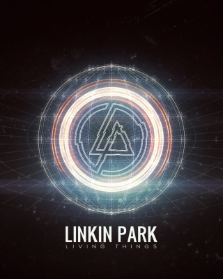 Linkin Park - Obrázkek zdarma pro Nokia Asha 202