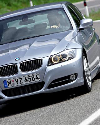 BMW 3 Series E90 325i - Obrázkek zdarma pro Nokia Asha 310