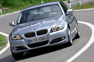 BMW 3 Series E90 325i Wallpaper for Android, iPhone and iPad
