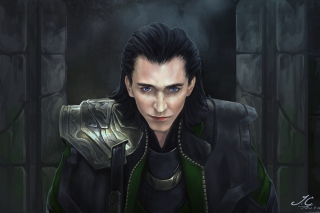 Loki - The Avengers Picture for Android, iPhone and iPad