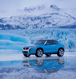 Volkswagen Suv Concept - Obrázkek zdarma pro 2048x2048