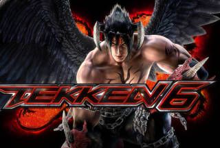 Jin Kazama - The Tekken 6 Background for Android, iPhone and iPad
