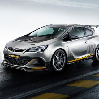 Opel Astra OPC Extreme - Obrázkek zdarma pro 208x208
